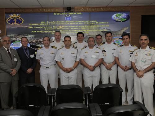 Comando de Operações Navais recebe XIII Conferência Naval Interamericana Especializada