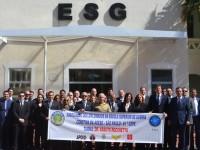 ESG recebe visita de comitiva da ADESG