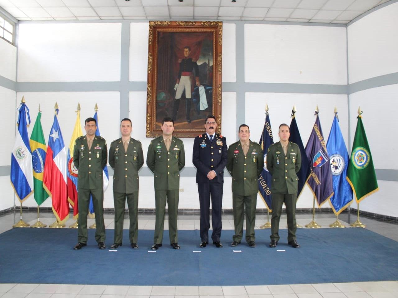 Visita de Orientação Técnica do Estado-Maior do Exército