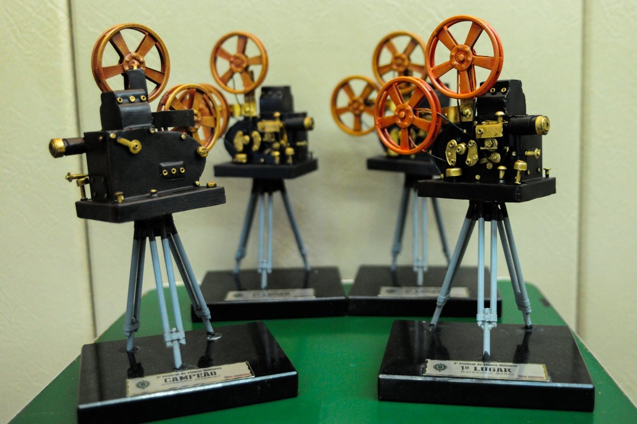 Premiação do 3º Festival de Filmes Militares reúne vencedores de diferentes organizações militares
