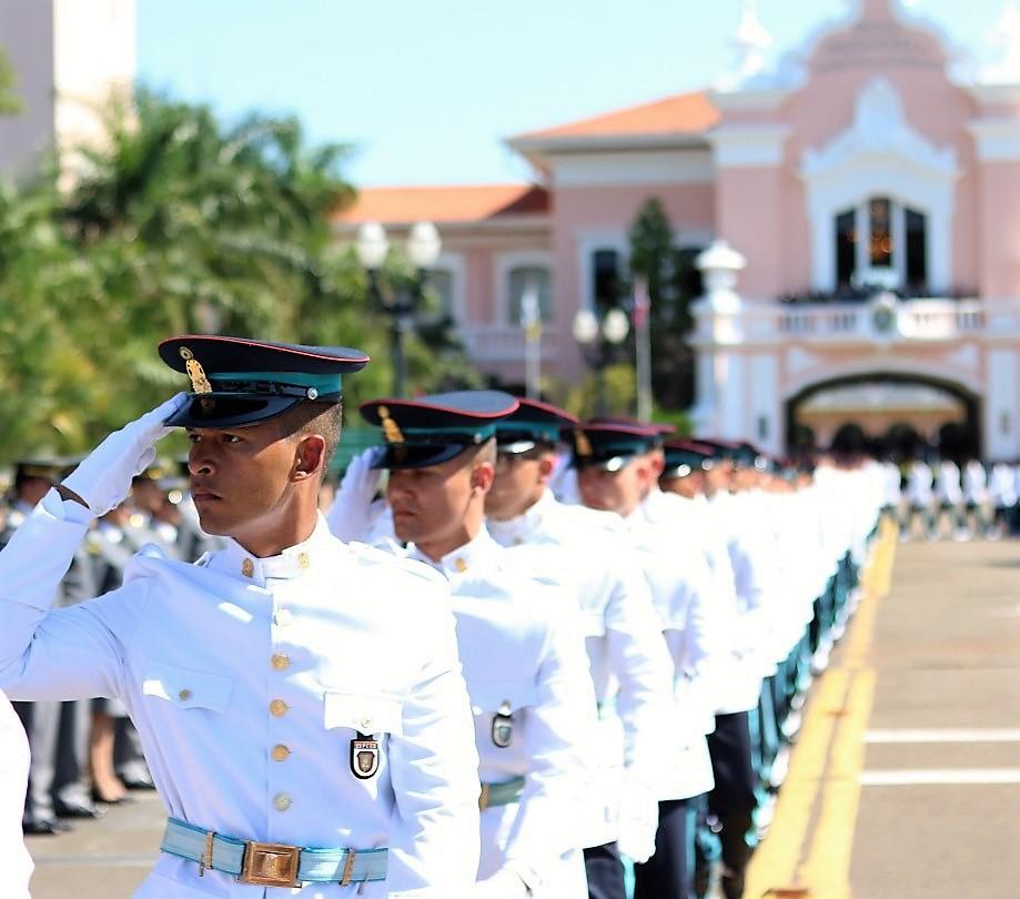 406 Alunos  da EsPCEx conquistam o sonho de prosseguirem na carreira rumo à Academia Militar das Agulhas Negras