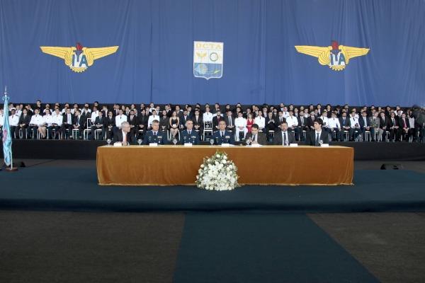ITA forma 131 engenheiros
