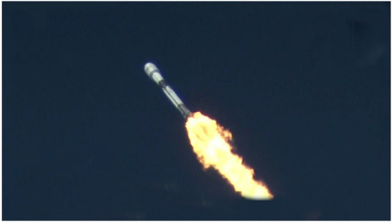 Nanossatélite ITASAT é lançado da Base de Vandenberg, na Califórnia (EUA)