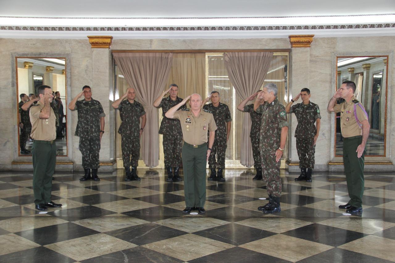Passagem do Cargo de Adjunto de Comando do DECEx