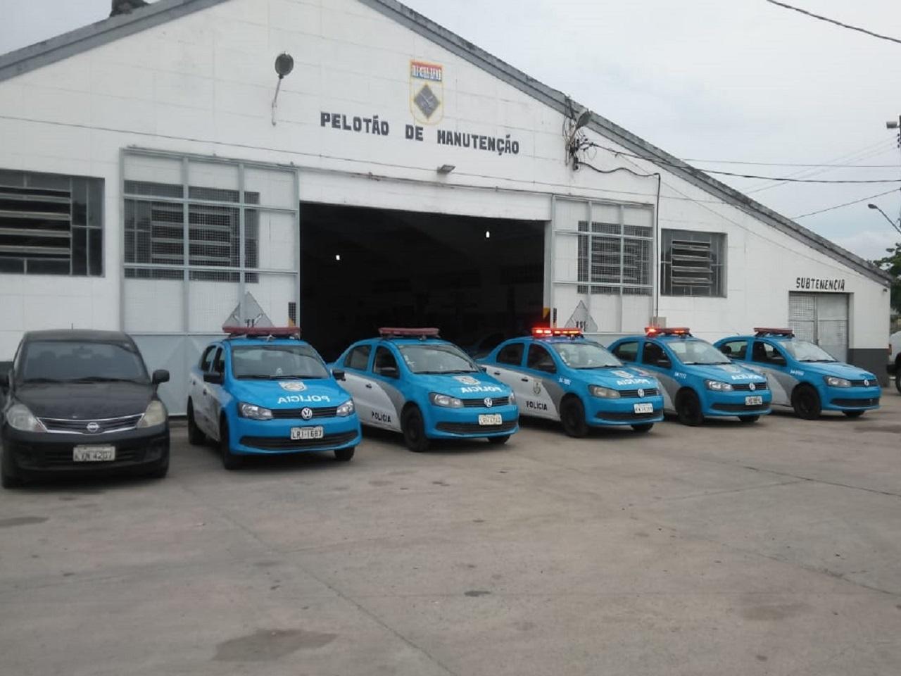 Exército entrega último lote de viaturas para os órgãos de segurança e ordem pública do Estado do Rio