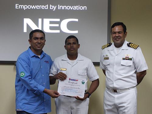 Base Naval de Natal promove Curso de Capacitação de Condutores para militares temporários