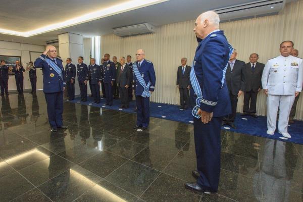SEFA e COMAE recebem novos Secretário e Comandante