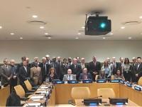 Brasil apresenta na ONU