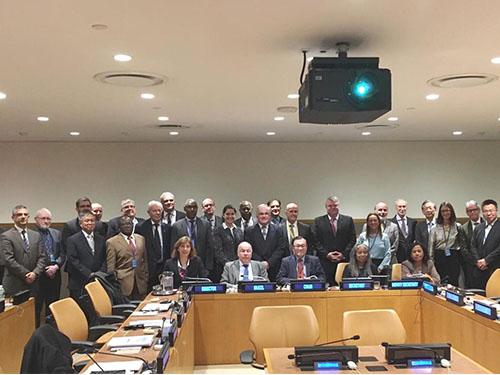 Brasil apresenta na ONU submissão sobre região Sul para definição da plataforma continental além das 200 milhas
