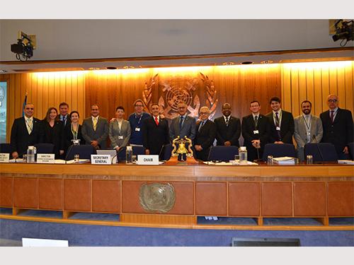 Brasil participa da 6ª Sessão do Subcomitê de Prevenção e Resposta à Poluição da Organização Marítima Internacional