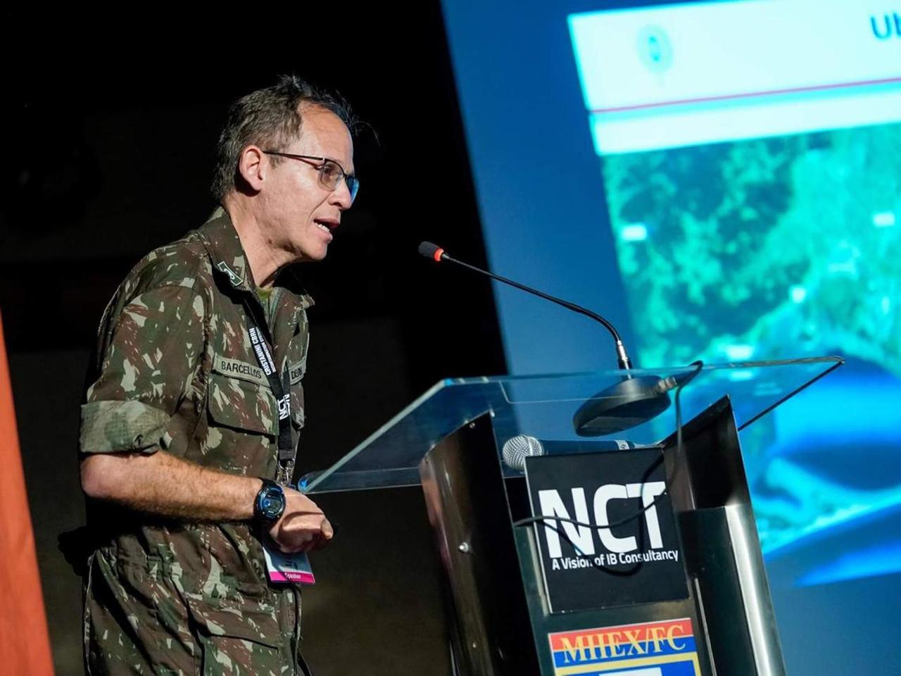 Congresso sobre Ameaças Não Convencionais (NCT) na América do Sul 2019