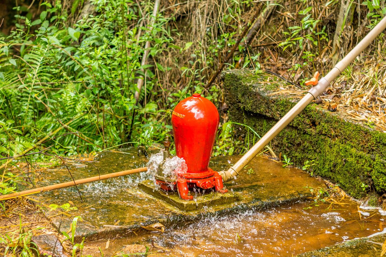 Projeto de obtenção, armazenamento e utilização de água de açude para fins não potáveis
