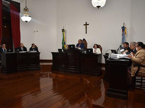 Tribunal Marítimo realiza primeira Sessão Plenária de 2019