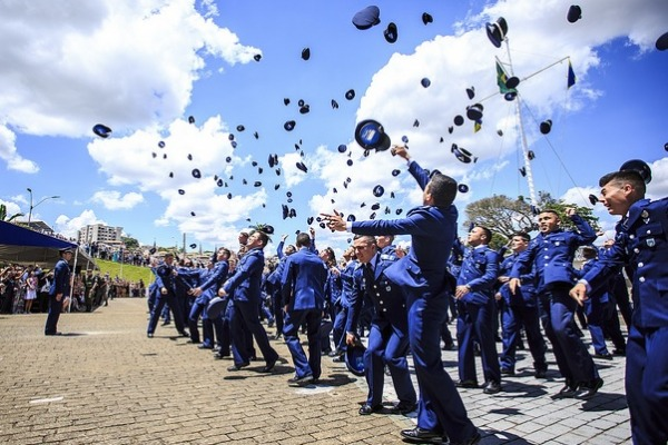 Aeronáutica abre 180 vagas para o Curso Preparatório de Cadetes do Ar