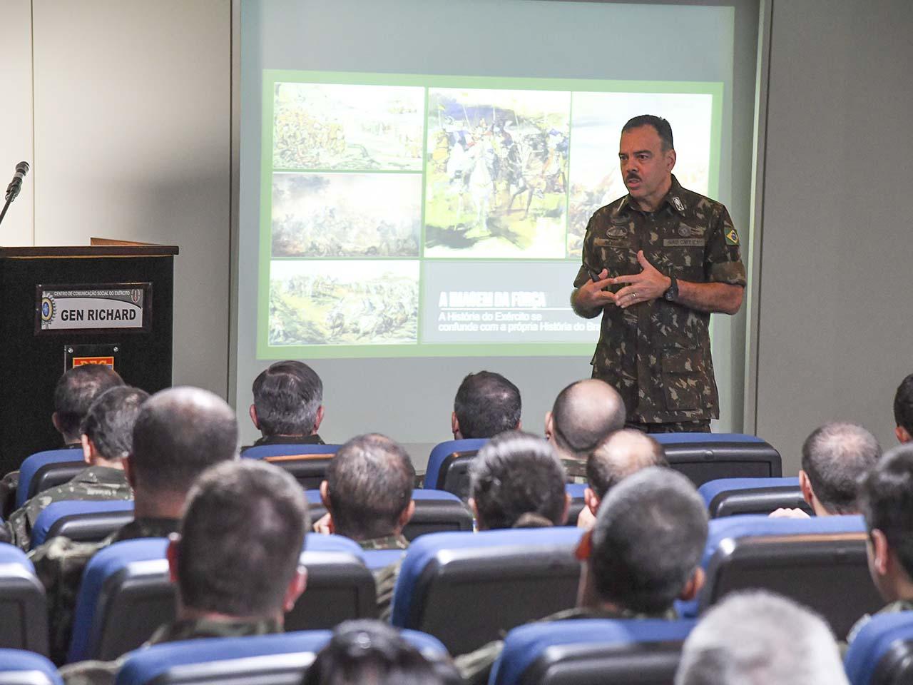Centro de Comunicação Social do Exército promove Simpósio de Comunicação Social 2019 a civis e militares