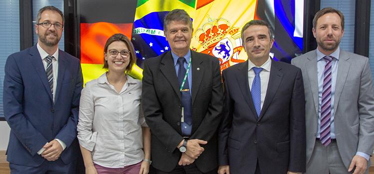 Censipam apresenta resultados a financiadores do projeto Amazônia SAR