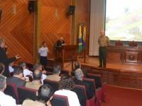 Curso Superior de Defesa promove sua aula magna e palestras