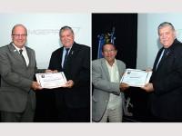 DPHDM entrega certificados