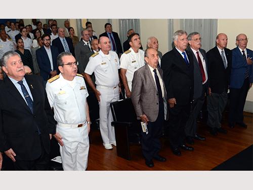 DPHDM realiza Sessão de Abertura das Atividades Culturais da Marinha do Brasil
