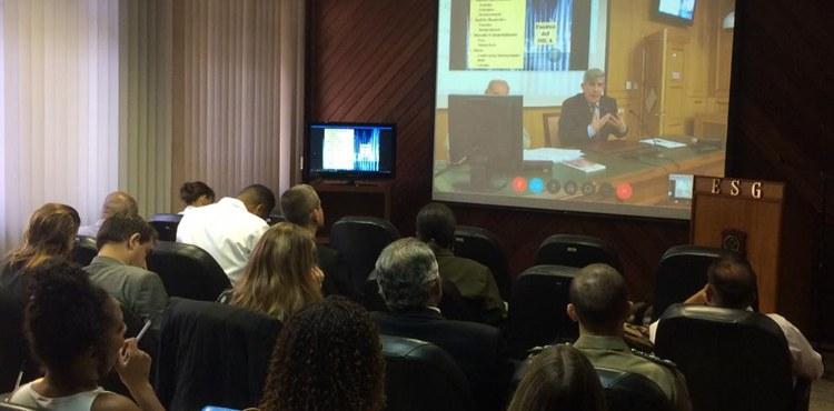 Seminário online sobre Direito Internacional dos Conflitos Armados inicia programação