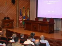 ESG recebe visita da National Defense University