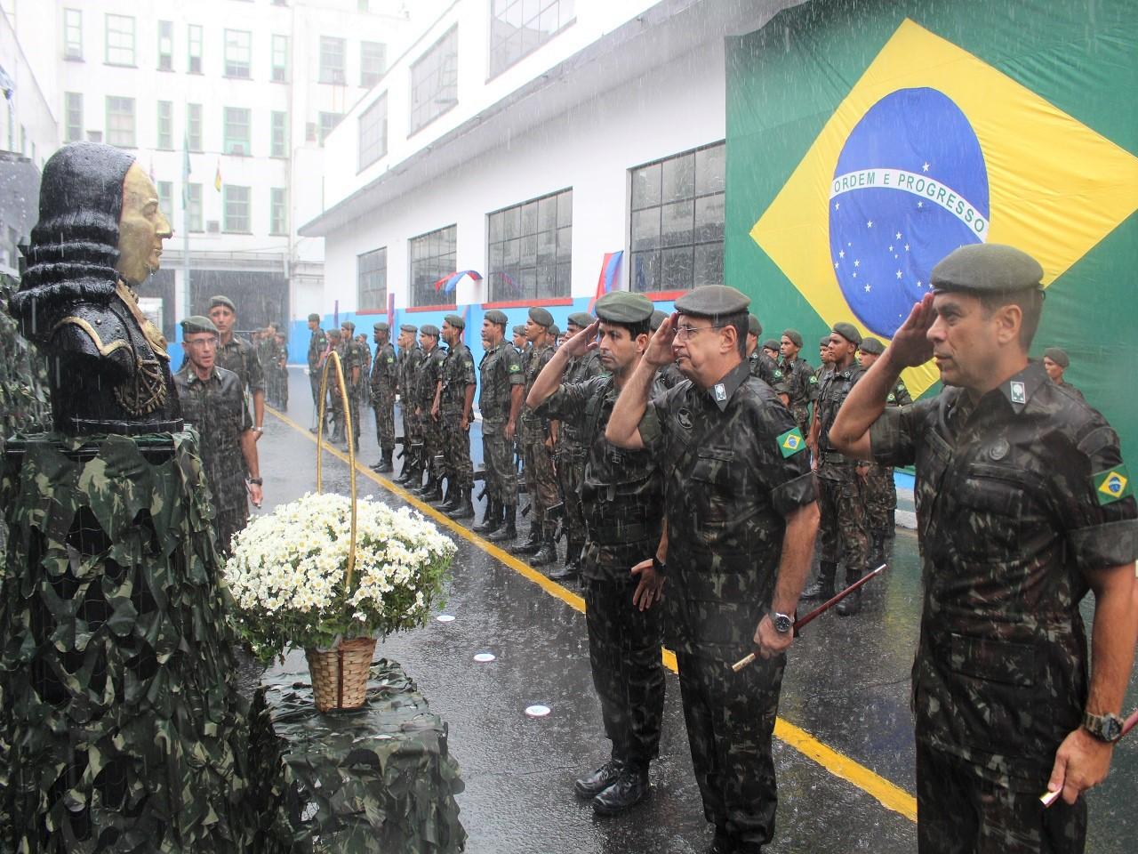 Fundado em 1762, Arsenal de Guerra do Rio comemora seus 257 anos