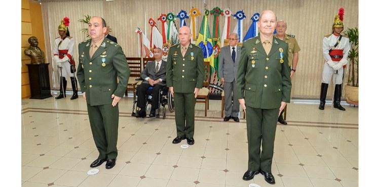General de Brigada Vendramin assume o comando do Núcleo Brasília da ESG