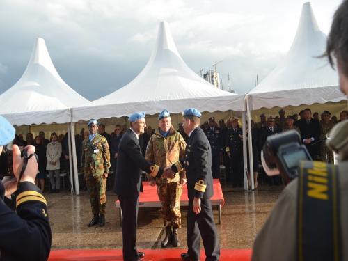 Força-Tarefa Marítima da UNIFIL no Líbano tem novo Comandante