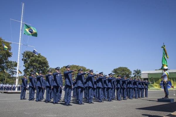 Inscrições para oficiais temporários iniciam no dia 8 de abril