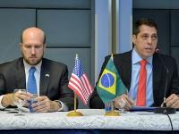 Brasil e Estados Unidos estreitam parcerias