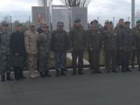 Briefings com Adidos Militares
