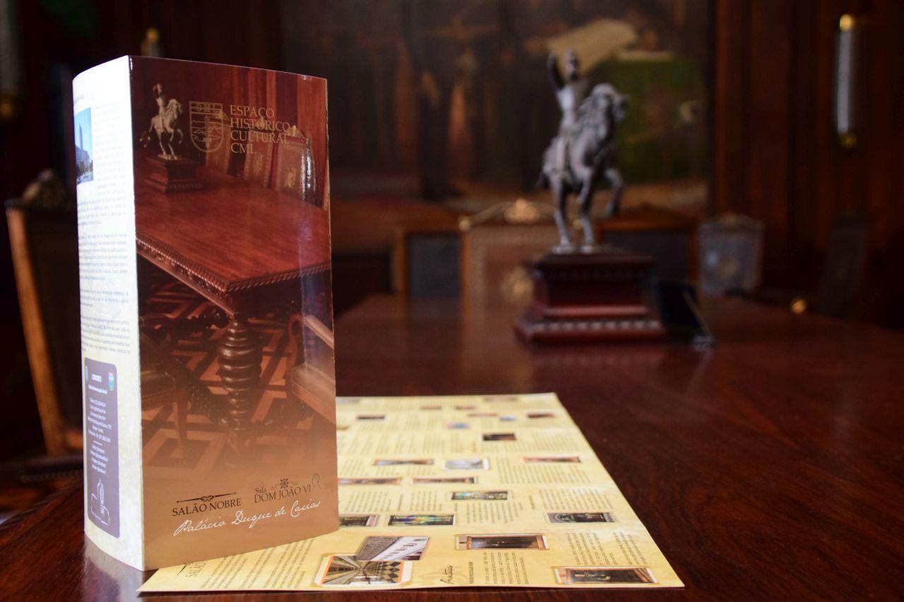 Espaço Histórico-Cultural do Comando Militar do Leste é inaugurado no Palácio Duque de Caxias