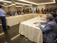 FAB recebe parlamentares maranhenses