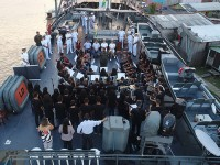 Marinha do Brasil apoia projeto