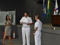 Marinha participa