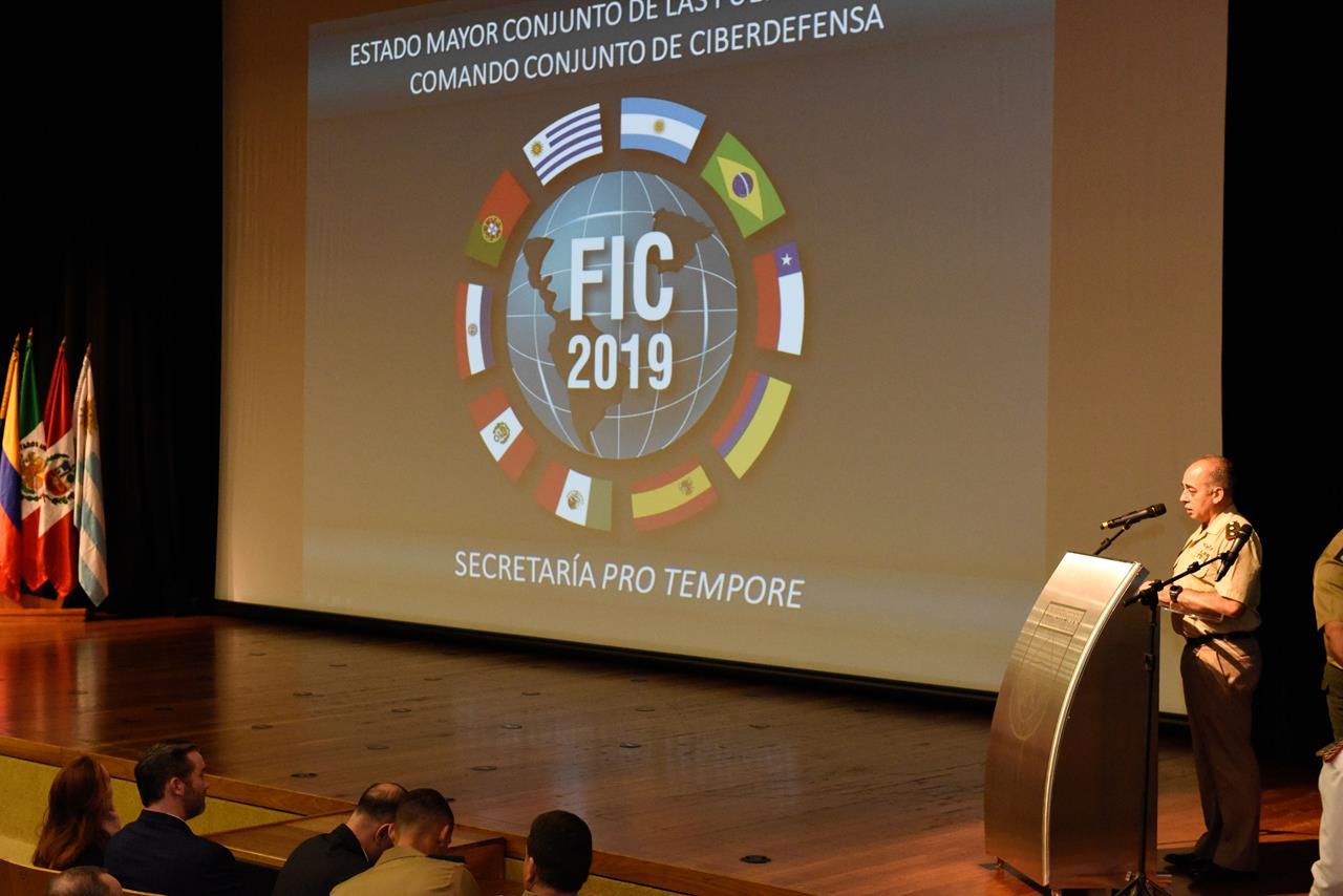 Militares de 10 países debatem estratégias de integração no III Fórum Ibero-Americano de Defesa Cibernética