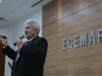Ministro Marcos Pontes palestra na UNIFA e ECEMAR