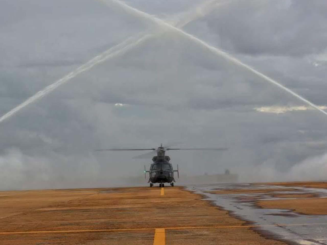 Aviação do Exército mais operacional com 1ª aeronave Pantera K2 modernizada do 3º BAvEx