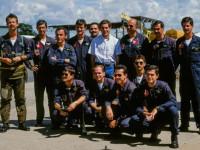 Saiba como foi o voo de Ayrton Senna em aeronave