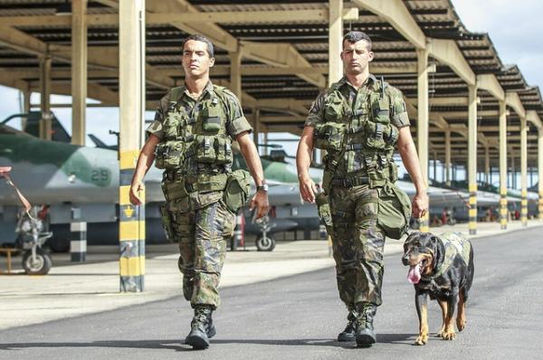 Inscrições para seleção de oficial temporário de Segurança e Defesa abrem em 15/04