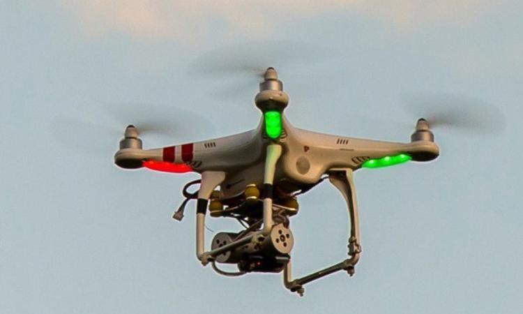 Utilização de drones necessita seguir normas