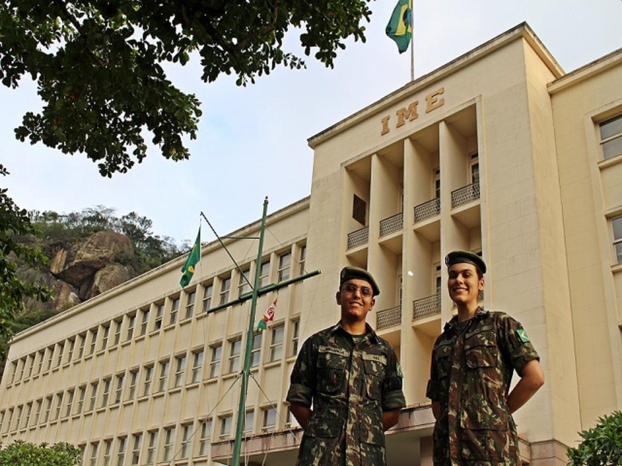 Instituto Militar de Engenharia recebe nota máxima no Exame Nacional de Desempenho de Estudantes, o ENADE