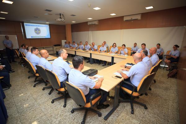 EMAER promove 2ª Reunião de Acompanhamento do Projeto Graduado-Master