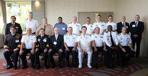 8ª Conferência Latino América de Navios Patrulha reúne 130 representantes de 15 países no Rio de Janeiro