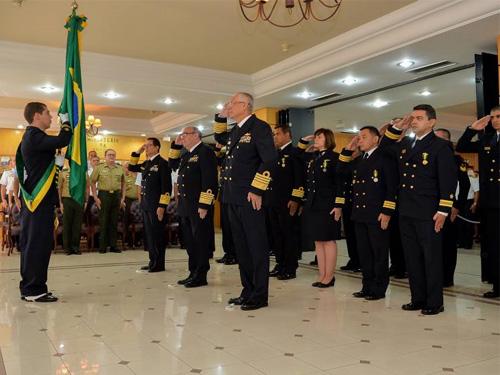 Cerimônia de aniversário da Batalha Naval do Riachuelo é realizada no Ministério da Defesa