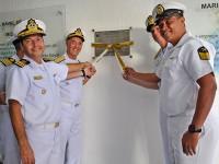 Comandante da Marinha participa