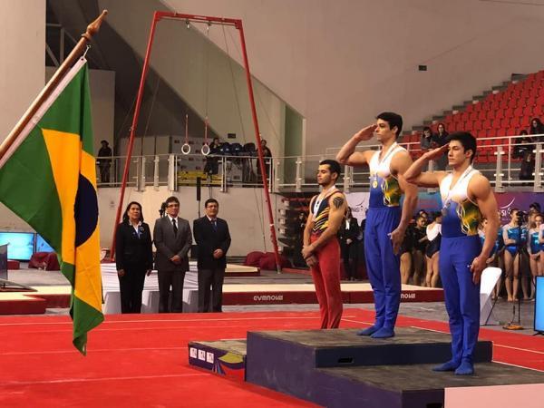 Conquista de medalhas e quebra de recorde são destaques esportivos para a FAB