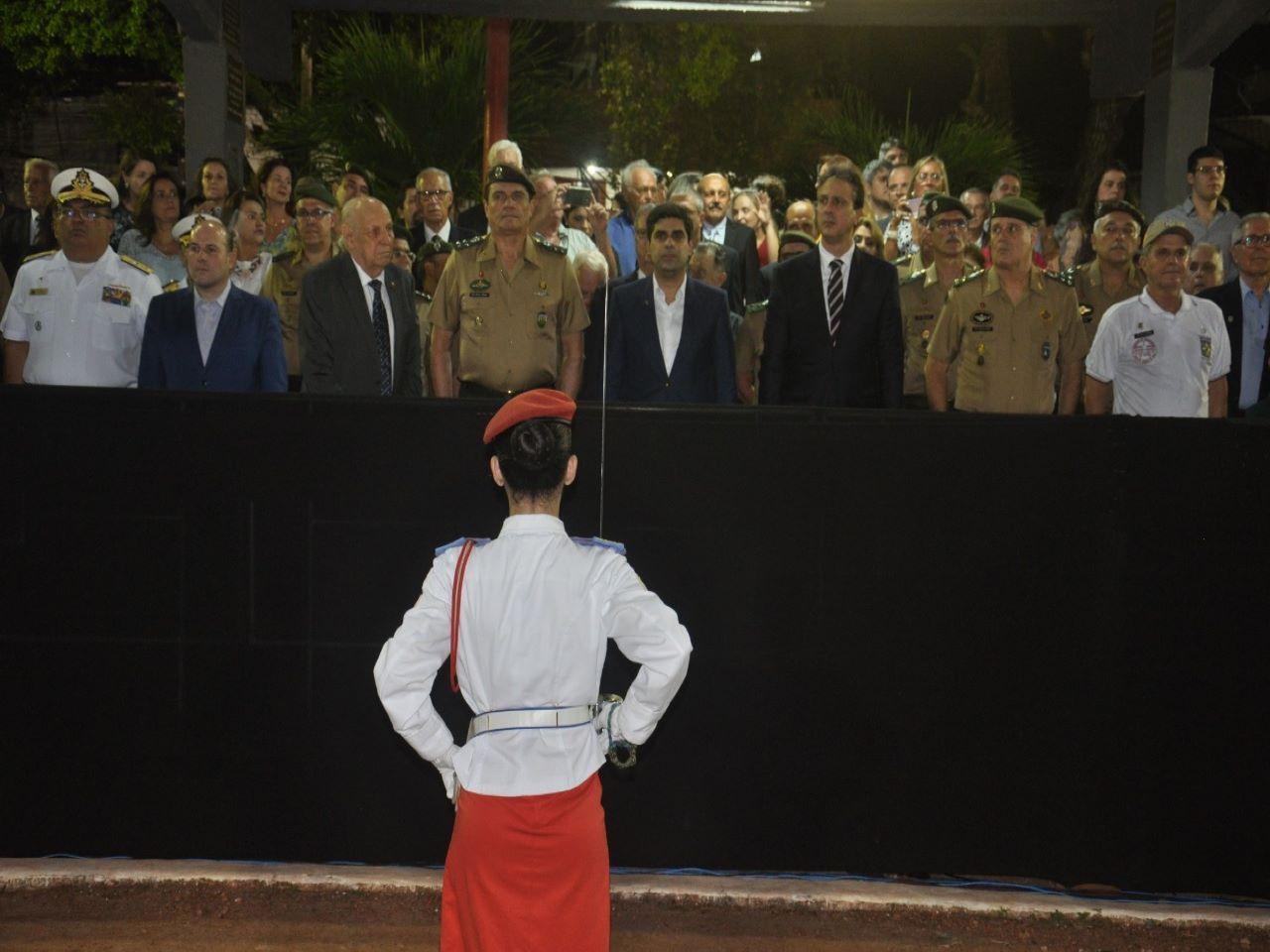Colégio Militar de Fortaleza: 100 anos de educação de qualidade, pautada nos valores do Exército Brasileiro