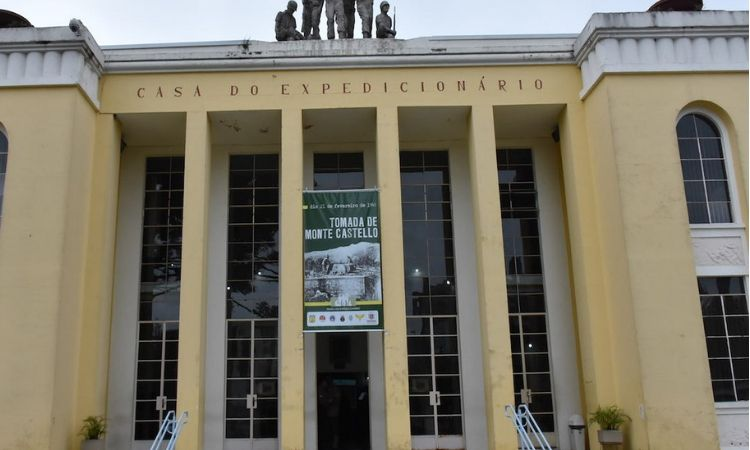 Melhorias, revitalizações e novas parcerias aumentam o público que visita o Museu do Expedicionário