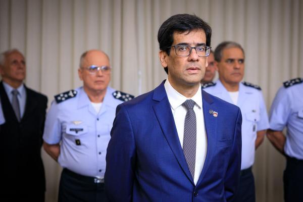 Novo Consultor Jurídico Adjunto do Comando da Aeronáutica assumiu o cargo nesta quarta (26)